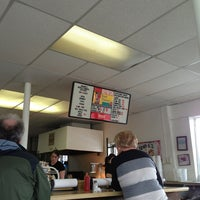 Photo taken at Brandi's World Famous Hot Dogs by Felix on 1/10/2013
