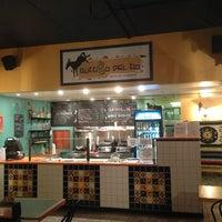 Photo taken at Burrito Del Rio Taqueria by Shane on 8/19/2013