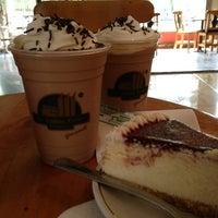 Photo taken at The Italian Coffee Company by Alejandro D. on 1/20/2013