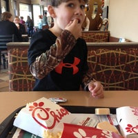 Photo taken at Chick-fil-A by Katie W. on 11/27/2013