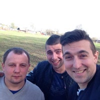Photo taken at Стадион by Андрей on 5/8/2015