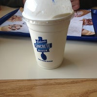 Photo taken at Culver's by Ashley F. on 3/30/2013