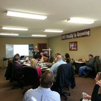 Photo taken at EXIT Realty Nexus by Frank D. on 12/4/2012