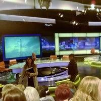 Photo taken at RTÉ by Ciara P. on 2/5/2014