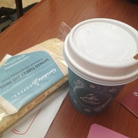 Photo taken at Caribou Coffee by Hind on 11/28/2012