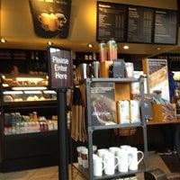 Photo taken at Starbucks by Noha Z. on 1/15/2013