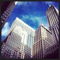 Photo taken at Wall Street by Timur G. on 1/20/2013