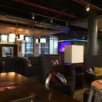 Photo taken at w xyz Lounge by Alexandra R on 4/13/2014