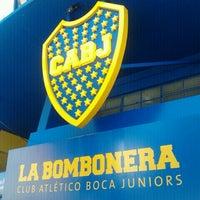 Foto tirada no(a) Estadio Alberto J. Armando (La Bombonera) por Joana Angélica S. em 12/30/2012