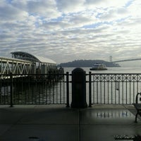 Photo taken at Central Embarcadero Piers by Ivan S. on 3/21/2012