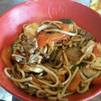 Photo taken at Genghis Grill by Joe S. on 1/4/2012