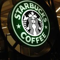 Photo taken at Starbucks by Nisa on 1/3/2013