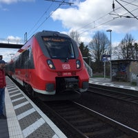Photo taken at RB 21 Potsdam ➡ Wustermark by Cornell P. on 4/18/2015