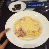 Photo taken at Capricciosa Pasta & Pizza by Dyanah R. on 6/22/2016