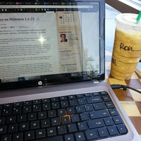 Photo taken at Starbucks by Ron V. on 9/6/2013
