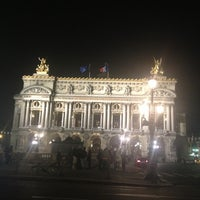 Photo taken at Place de l'Opéra by Sandrine A. on 4/3/2013