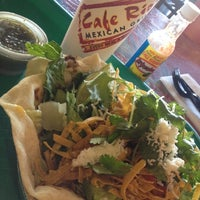 Photo taken at Cafe Rio Mexican Grill by Chelle on 10/29/2012
