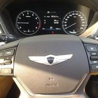 Photo taken at Hyundai-Sime Darby Motors Sdn. Bhd. by Pejot S. on 8/11/2016