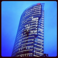 Photo taken at Potsdamer Platz by Federico F. on 11/2/2012