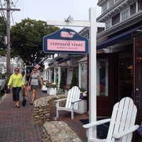 Photo taken at vineyard vines by Eilish M. on 9/6/2014