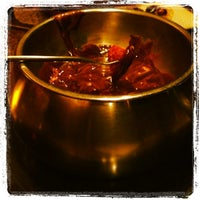 Photo taken at The Melting Pot by Eilish M. on 4/8/2013