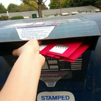 Photo taken at River Road Station Post Office by $erena on 9/2/2015