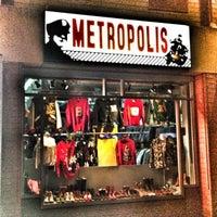 Photo taken at Metropolis by Nick B. on 12/1/2012