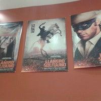 Photo taken at Cinemex by cheliz J. on 6/28/2013