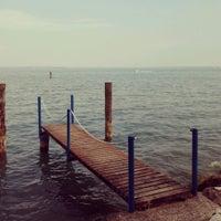Photo taken at Porto di Garda by Lany on 7/26/2013