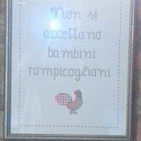 Photo taken at Locanda Ciacci by Davide M. on 8/22/2013