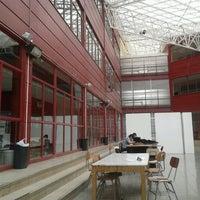 Photo taken at Facultad De Ingenieria - UMAG by Daniel D. on 11/30/2012