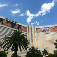 Photo taken at The Mirage Pool & Cabanas by Michelle J. on 7/15/2013