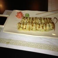 Photo taken at Marado Sushi by Jeffrey on 10/3/2012