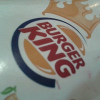 Photo taken at Burger King by Axel V. on 12/8/2012