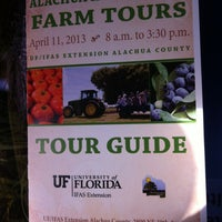 Photo taken at Alachua County Extension Office by Us on 4/11/2013