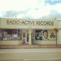 Photo taken at Radio Active Records by Maria M. on 3/17/2013