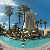 Photo taken at Grand Pool Complex Lazy River by Kyle P. on 8/15/2013