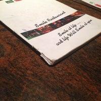 Photo taken at Smile Pub & Restaurant by จาครับ on 11/9/2012