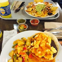 Photo taken at Andalé Mexican Restaurant by Greg D. on 2/8/2015