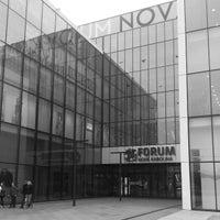 Photo taken at Forum Nová Karolina by Jakub Š. on 3/30/2013