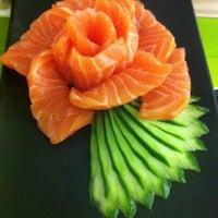 Photo taken at Kantô Sushi Express by Anselma on 6/15/2013