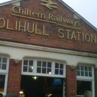 Photo taken at Solihull Railway Station (SOL) by Pink 3. on 2/9/2013
