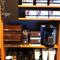 Photo taken at Starbucks by Ali M. on 10/24/2012