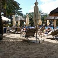 Photo taken at Corallium Spa Costa Meloneras by Leen on 3/9/2014