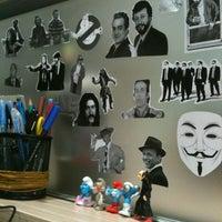 Photo taken at Magnet Bilgi Teknolojileri by Barkın 'Bako' S. on 12/24/2013
