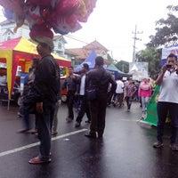 Photo taken at Jalan Soekarno Hatta by Desty V. on 7/2/2014