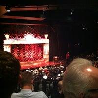 Photo taken at Hartford Stage by Liz on 10/20/2012