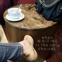 Photo taken at Coffee Bean - Indofood Tower by Luisa S. on 12/7/2012