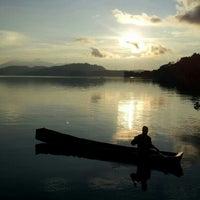 Photo taken at Danau Tondano by Luisa S. on 11/25/2012