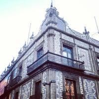 Sanborns mexican restaurant in downtown for Sanborns azulejos historia